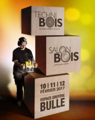 Logo Salon Bois